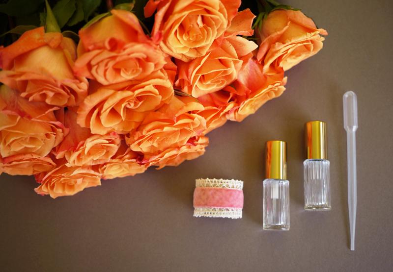 Косметика из лепестков роз своими руками 16