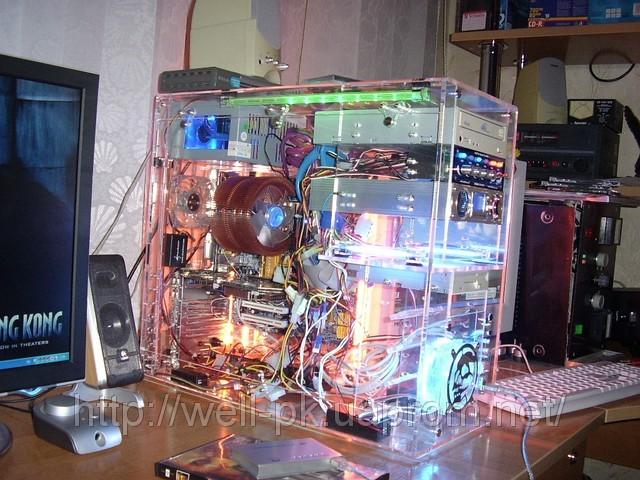 Сборка компьютеров своими руками фото