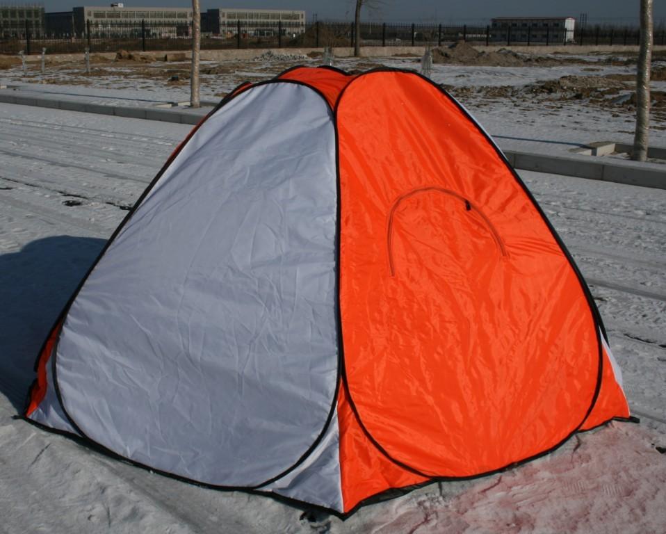 палатки для рыбаков круглые