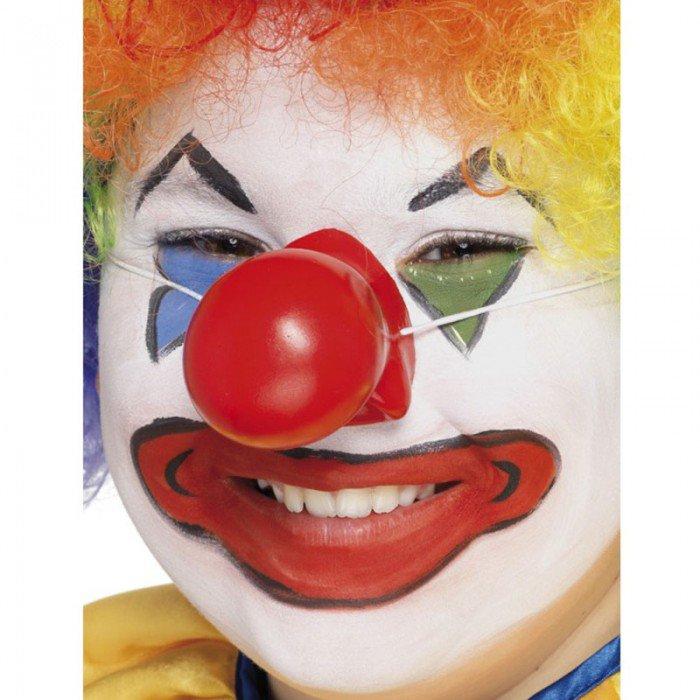 Как сделать нос клоуна своими руками фото 242