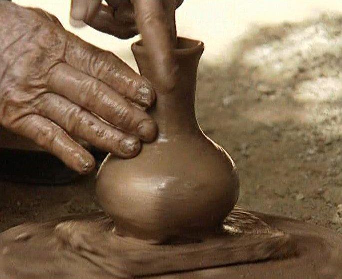 Глиняные кувшины своими руками 10