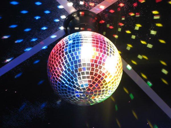 Как сделать шар для дискотек 33