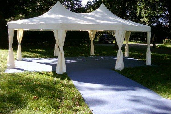 Свадебные шатры 69
