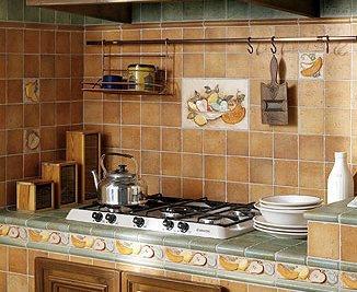 Плитка на стену для кухни фото дизайн