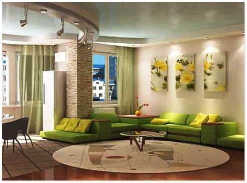 Простой дизайн квартиры своими руками фото