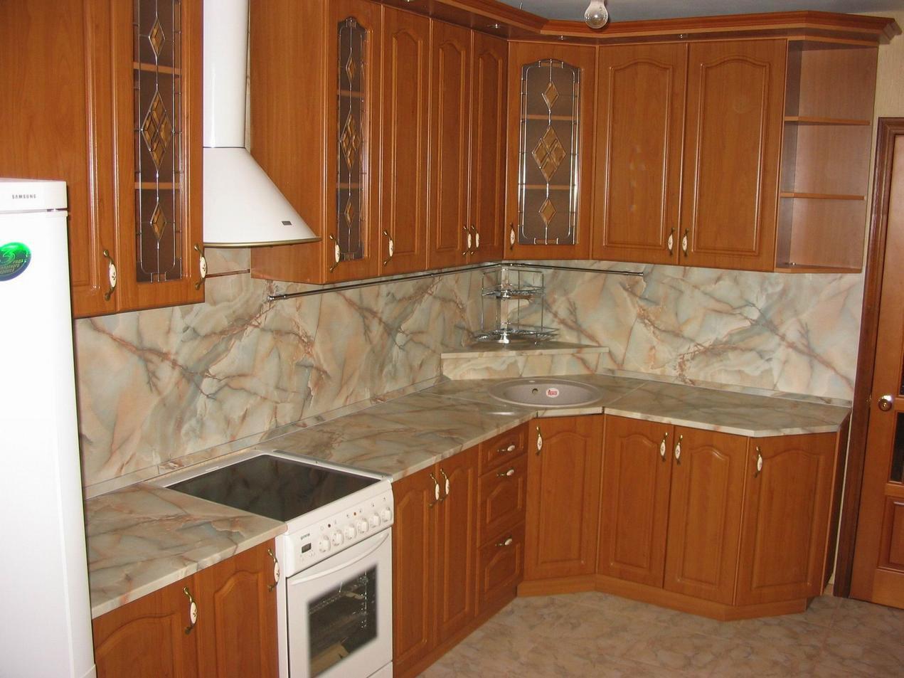 Кухонный фартук из мдф своими руками фото