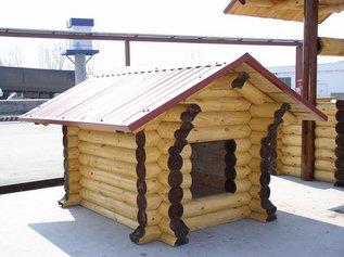 Домашний домик для собаки своими руками