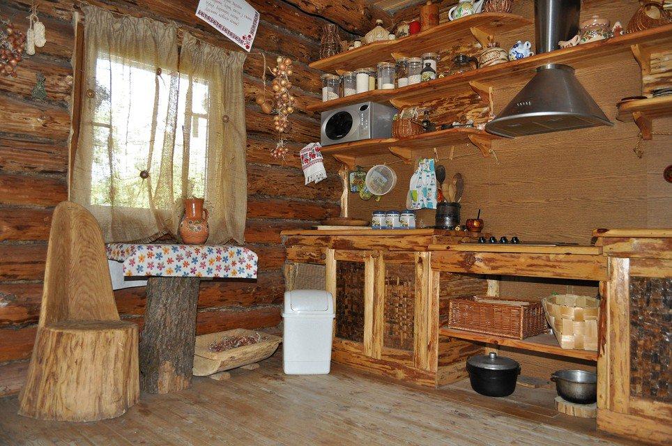 Как украсить дачный домик снаружи своими руками