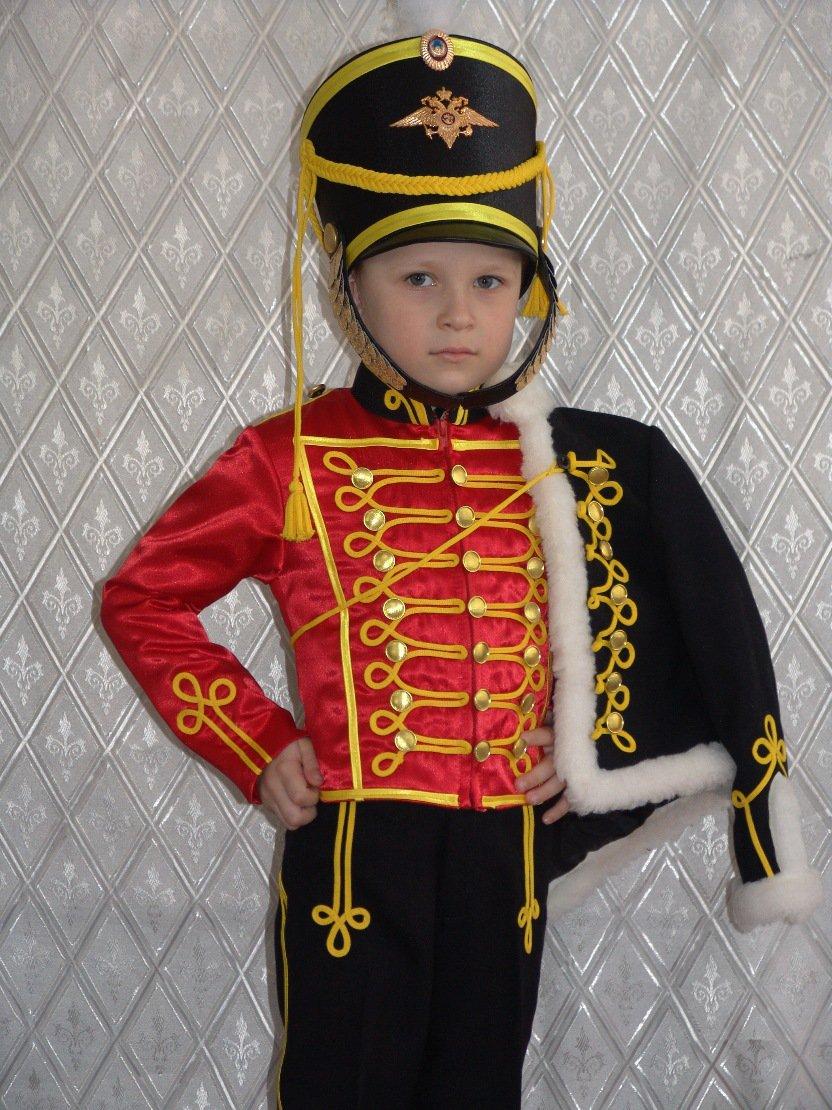 Новогодний костюм для мальчика своими руками - photo#4