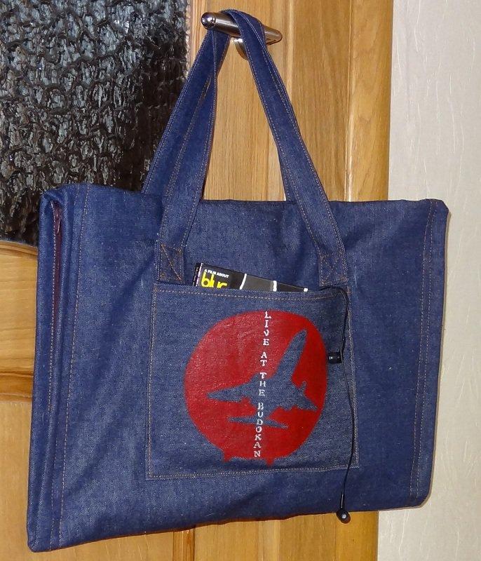 aabf94d61153 Как сшить пляжную сумку