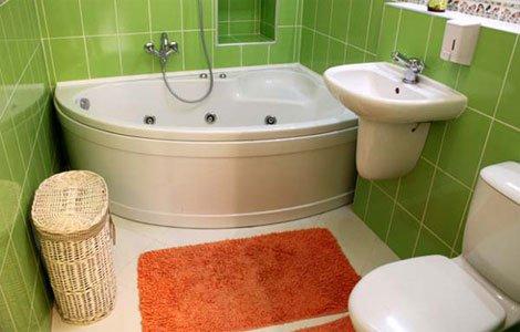 Ванная комната с туалетом своими руками