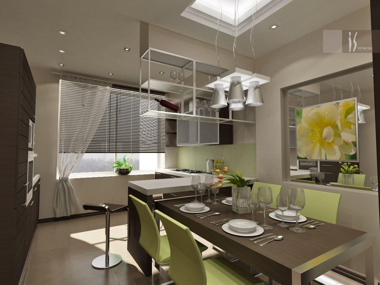 Дизайн кухонь фото интерьера