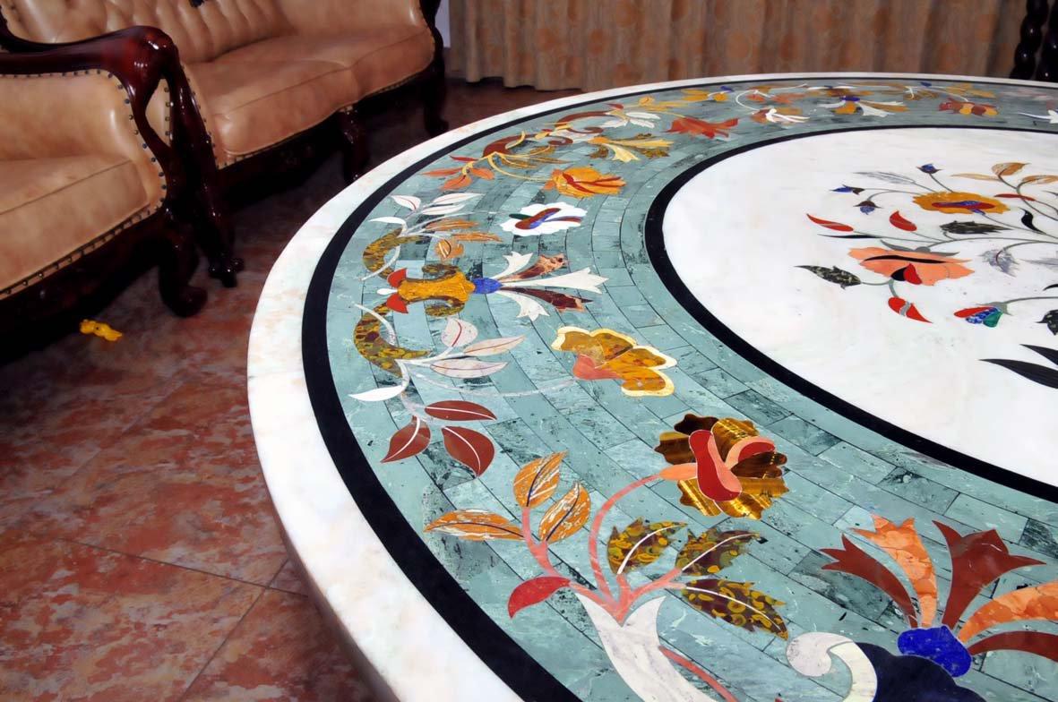 Как сделать столешницу из мозаики своими руками