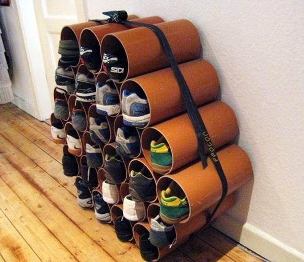 Подставка для туфель своими руками 47