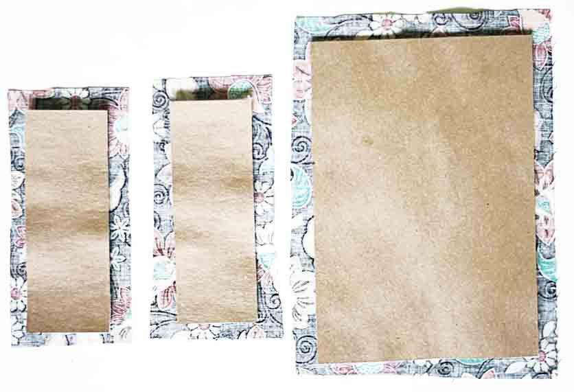Как сделать обложку на паспорт своими руками прозрачную 90