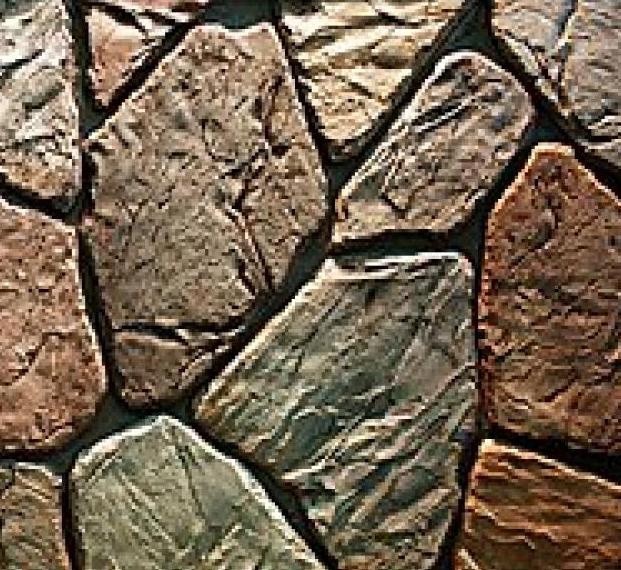 Декоративной камень своими руками фото