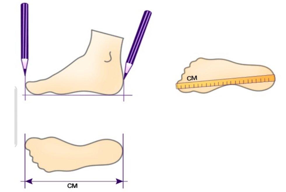 Как сделать чтобы обувь не чертила