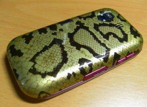 Красим мобильный телефон своими руками