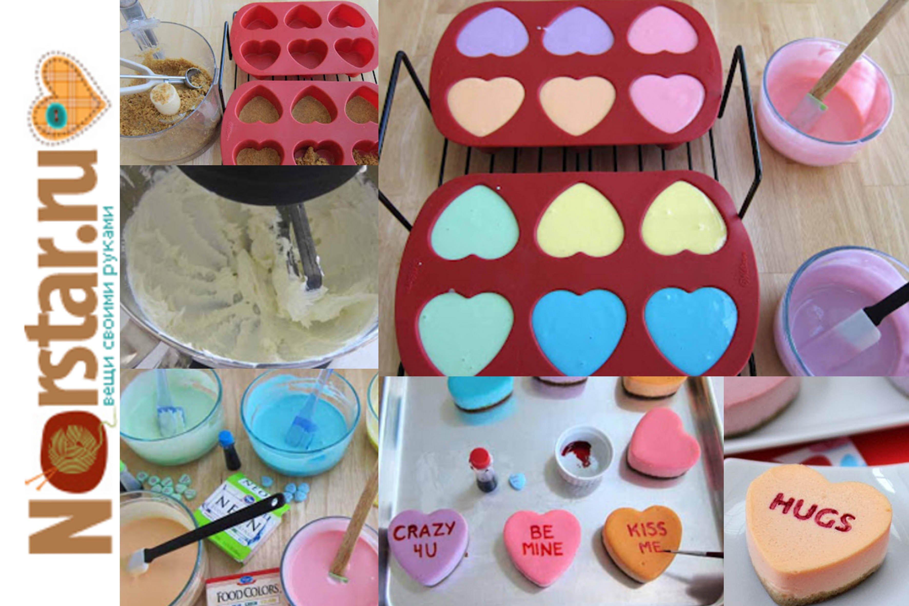 Пирожное своими руками рецепт