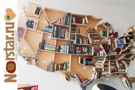 Библиотека дома: как хранить книги?