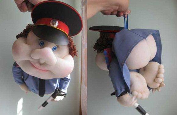 Куклы попики из капрона своими руками пошаговая инструкция