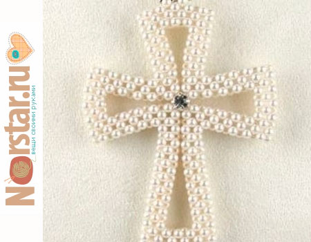 Сделать крестик своими руками