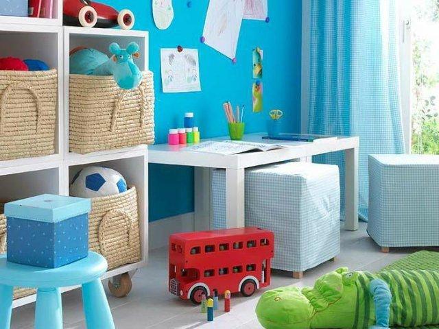 Kinderzimmer gestalten ohne