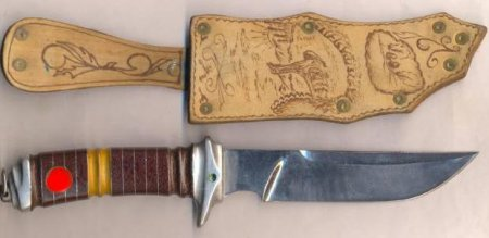 Самостоятельное изготовление ножа
