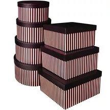 Картонные коробки для хранения вещей с крышкой своими руками 66