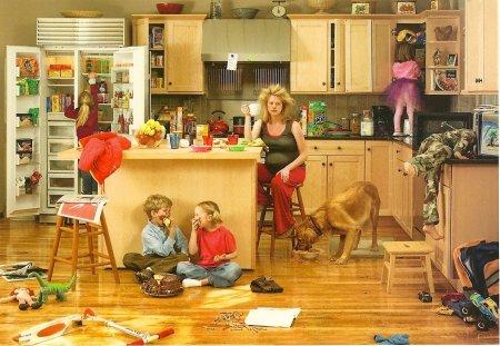Как убраться в квартире меньше чем за час?