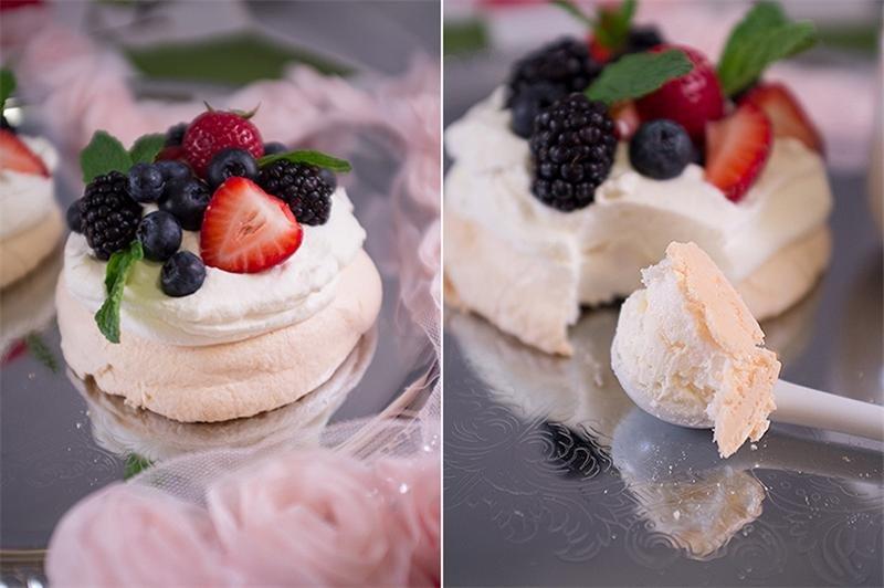 Пирожное анна павлова рецепт