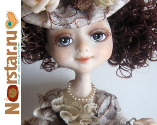 Как делать куклы своими руками из полимерной фото 994