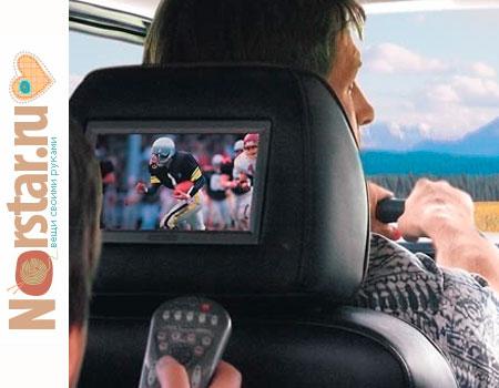 Как выбрать телевизор для авто?