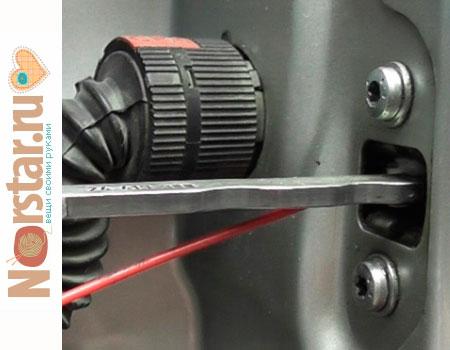 Как предотвратить провисание дверей на автомобиле