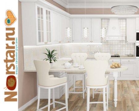 10 советов, как визуально увеличить пространство кухни