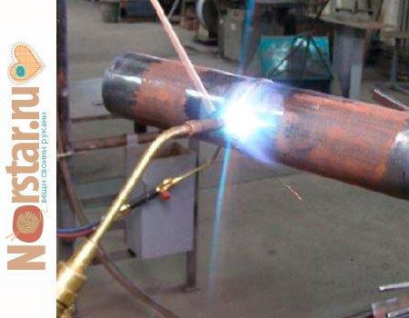 Технология газовой сварки металлов: материалы, техника