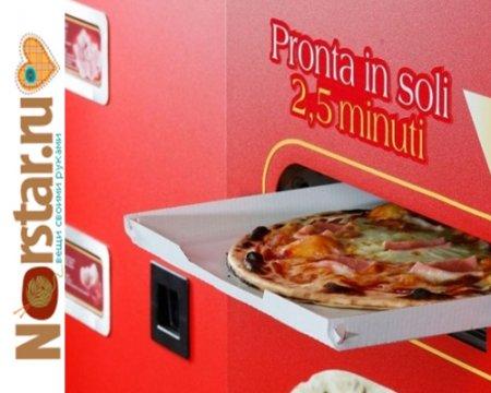 Бизнес-идея: пиццемат в дело!