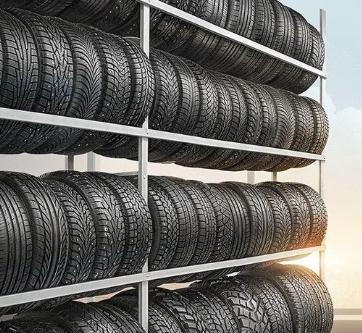 Как правильно хранить летние шины зимой