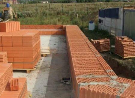 Преимущества строительства кирпичного дома