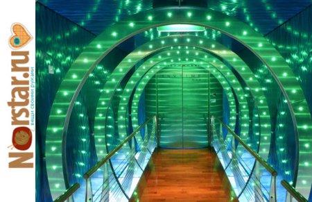Светодиодная лента в дизайне интерьера