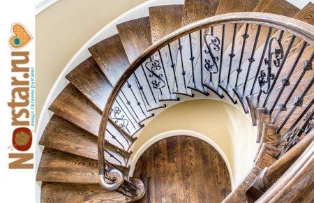 Преображаем лестницу в доме