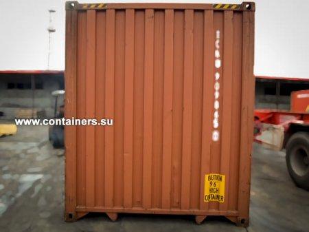 Как выбрать контейнер бывший в употреблении?