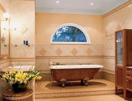 Выбор материалов и дизайна для отделки ванной комнаты
