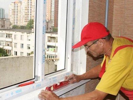 Особенности конструкции пластиковых окон и ее установки