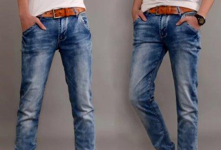 Выбираем джинсы для мужчин