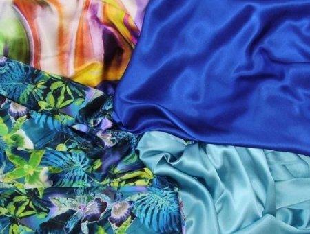 Лучшие ткани для пошива эксклюзивной одежды