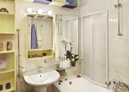 Оформление интерьера для маленькой ванной комнаты. Полезные рекомендации