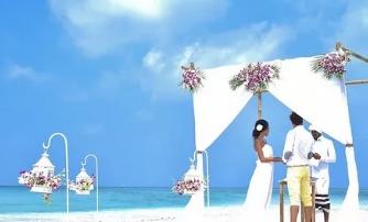 Как организовать свадьбу на Мальдивах на октрытом воздухе