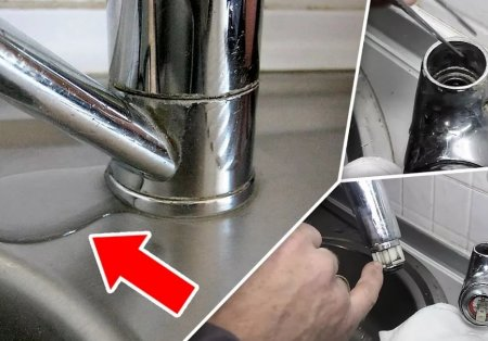 Как самостоятельно проверить и отремонтировать смеситель
