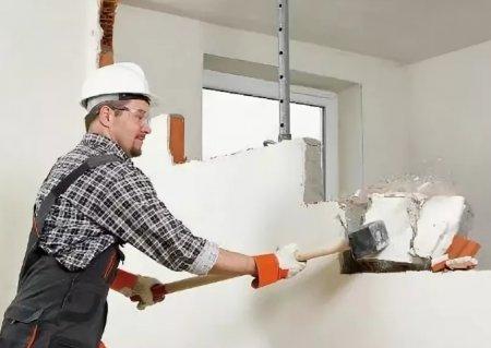 Как сделать перепланировку комнаты не прибегая к перфоратору